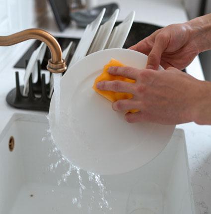 Απόφραξη νεροχύτη κουζίνας